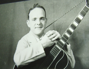 Harry DeArmond w Gibson
